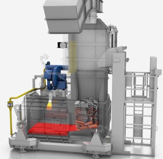 StrikoMelter a gazdaságos olvasztó